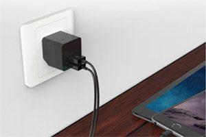 اطمینان از صحت و سلامت پریز برق جهت شارژ گوشی