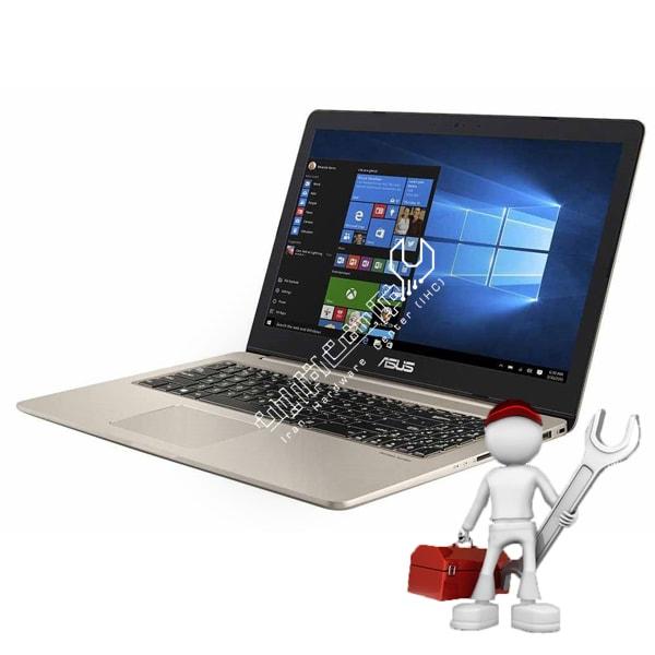 تعمیر لپ تاپ ایسوس مدل N580