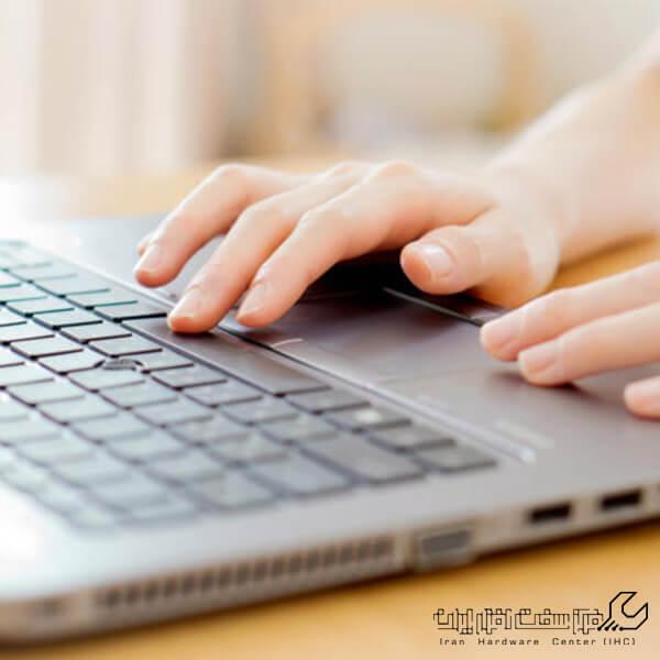 ماوس لپ تاپ
