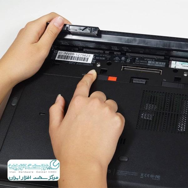 تفاوت باتری داخلی و خارجی لپ تاپ