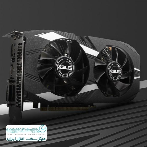 کارت گرافیک Asus GeForce GTX 1650