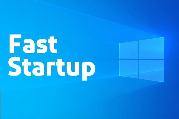 Fast Startup ویندوز