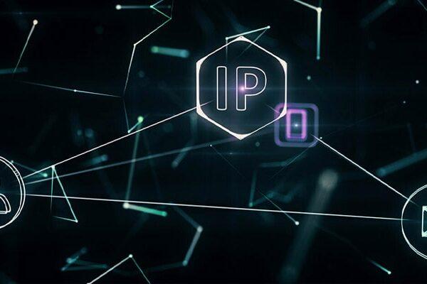پیدا کردن آدرس IP